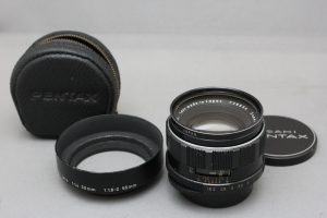 ペンタックス(PENTAX) Super-Takumar 55mm F1.8 出品しました