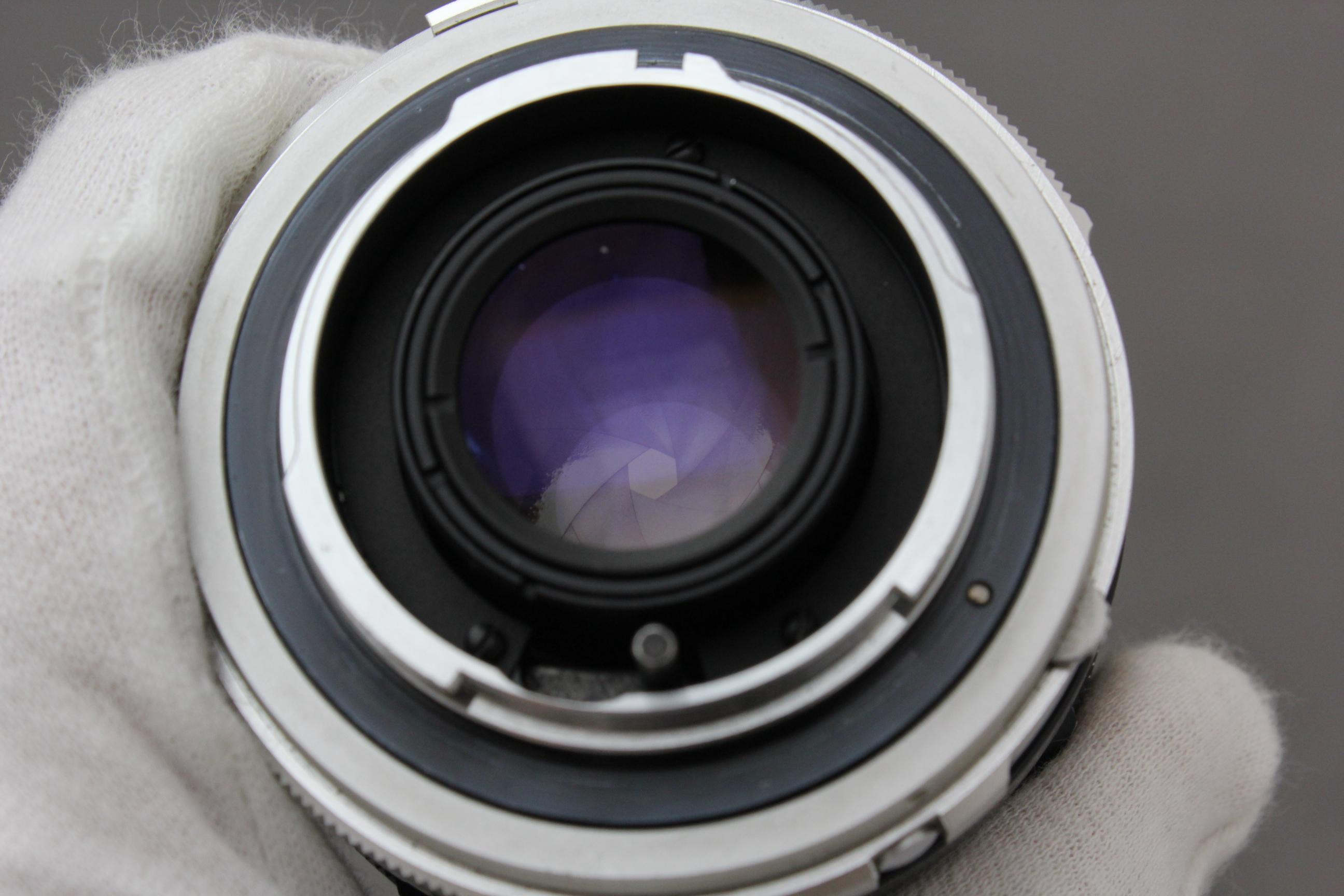 ミノルタ(MINOLTA) MC W.ROKKOR-HH 35mm F1.8 出品しました(・∀・)
